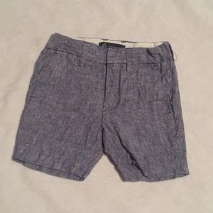Other - Crewcuts linen shorts
